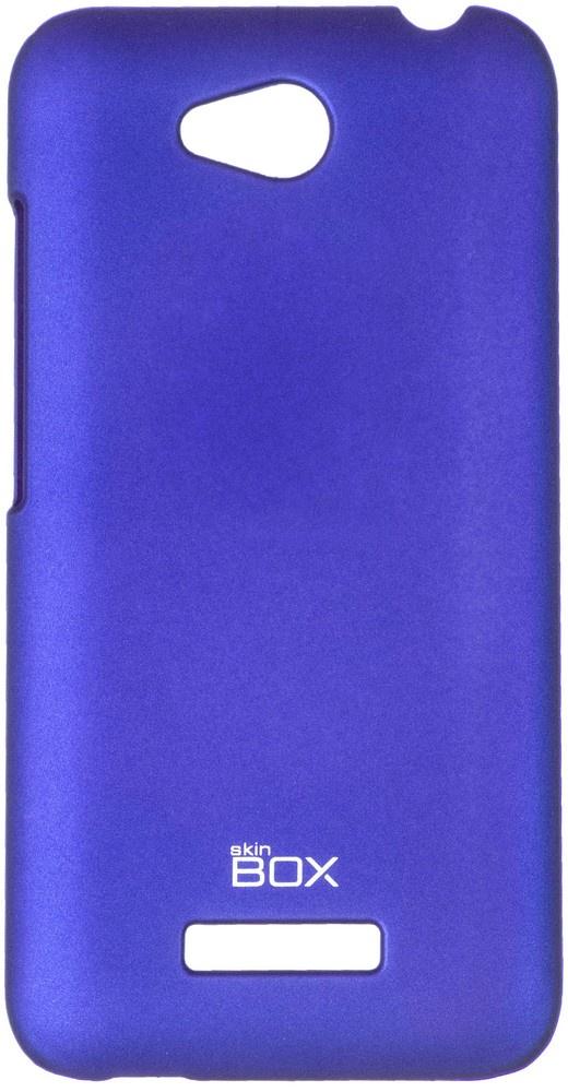 Накладка skinBOX для HTC Desire 616 желтый все цены