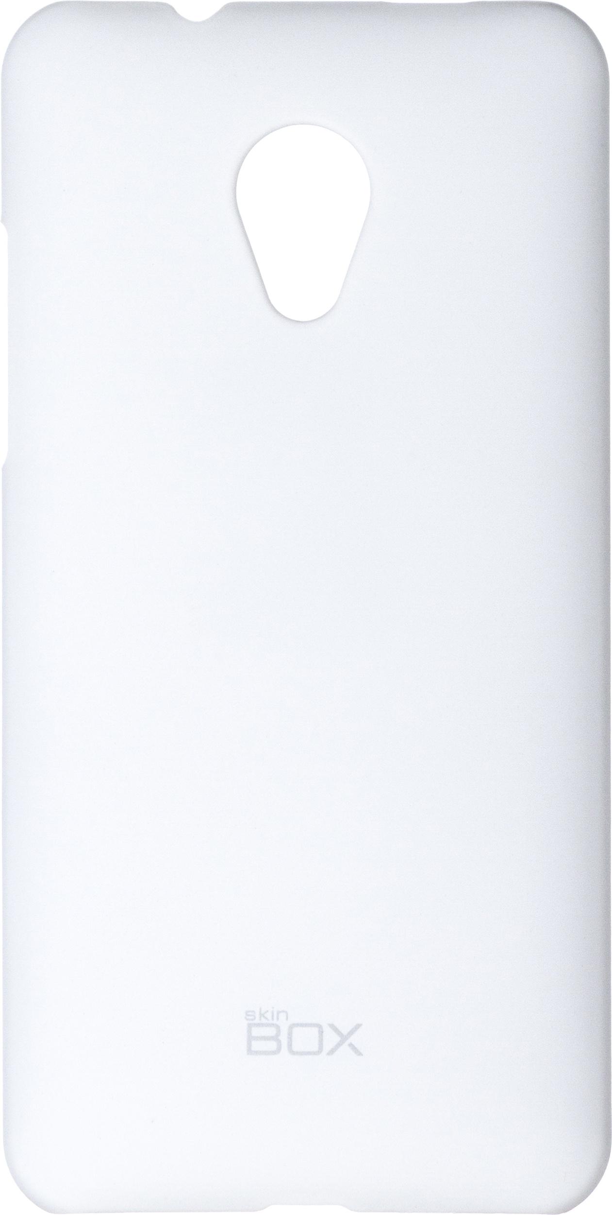 Накладка skinBOX для HTC Desire 700 белый все цены