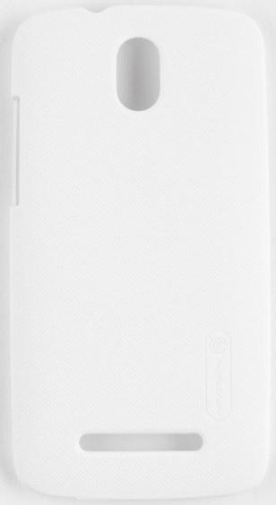Накладка Nillkin для HTC Desire 500 белый все цены