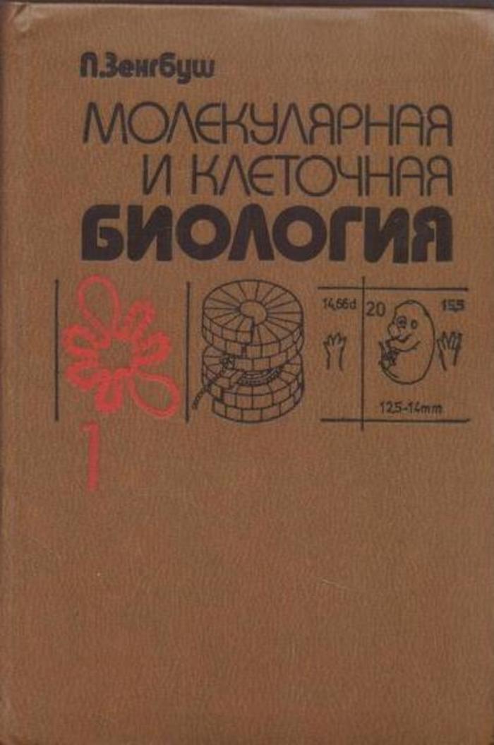 цена на Зенгбуш П. Молекулярная и клеточная биология. В 3 томах. Том 1. Нуклеиновые кислоты. Белки
