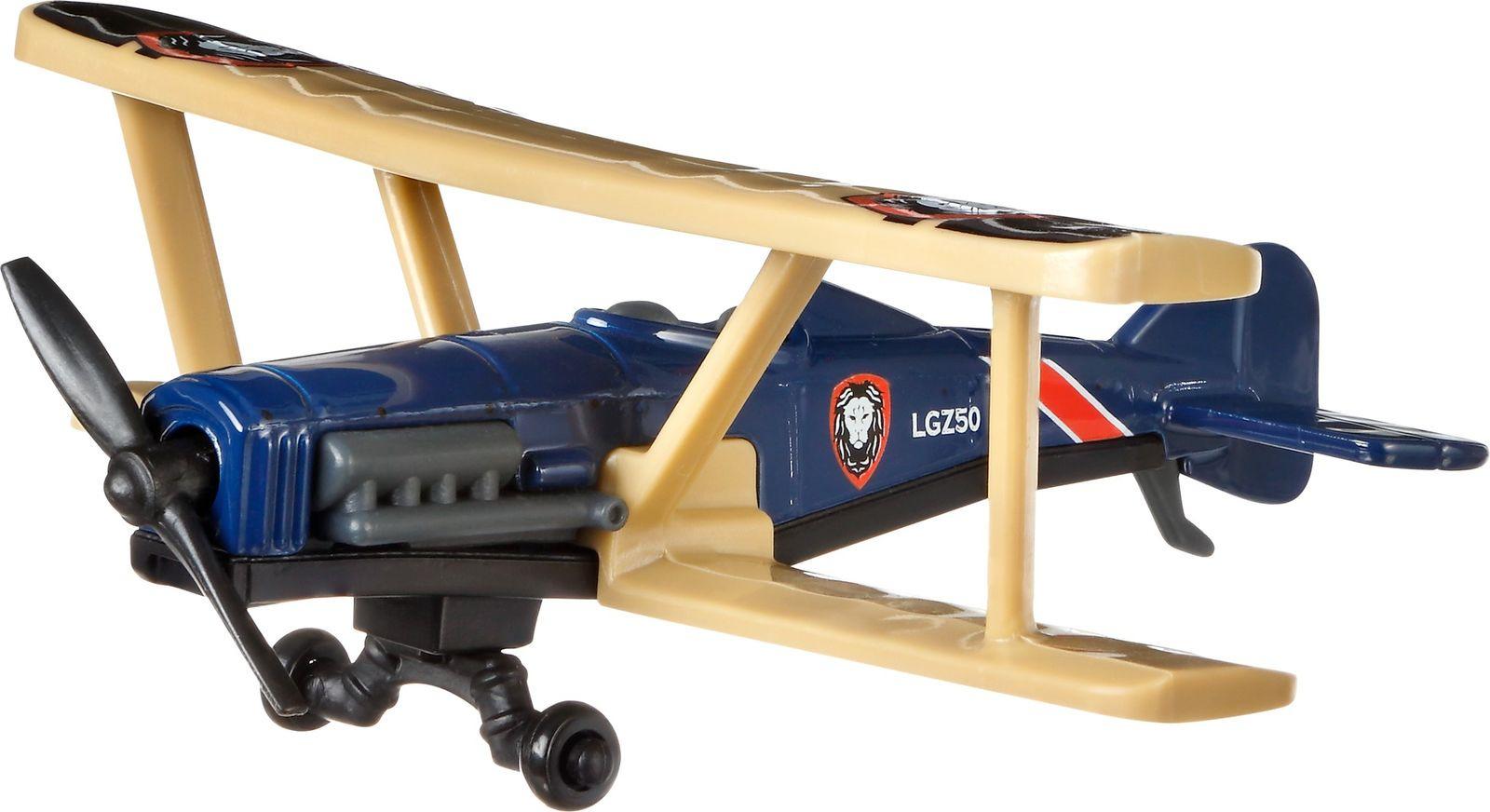 Самолет Hot Wheels Classic Attack, BBL47_FRJ50