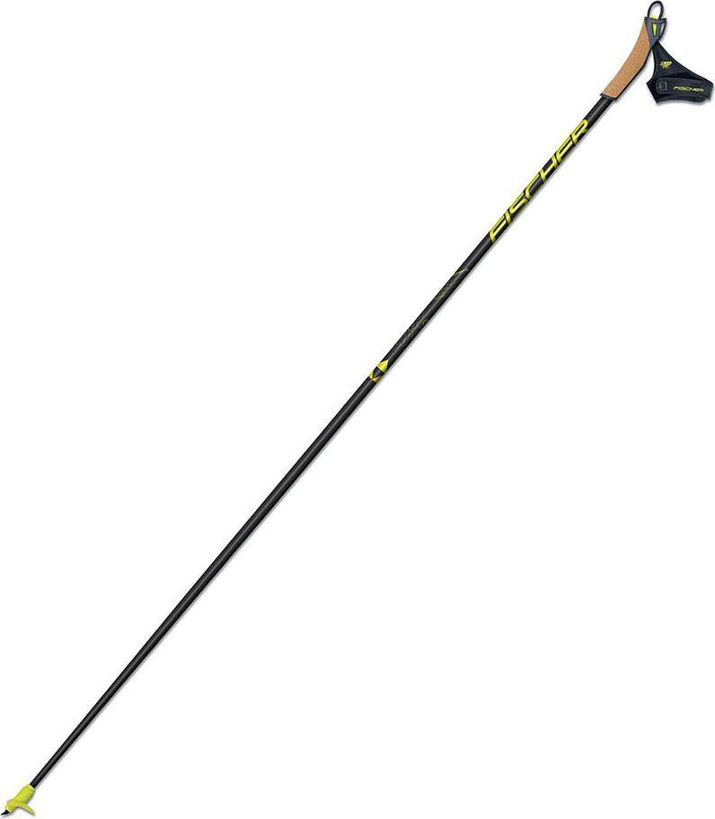 Палки лыжные Fischer Rcs, беговые, Z40217, длина 155 см лыжные палки trek сlassic 00000005607 красный черный 85 см