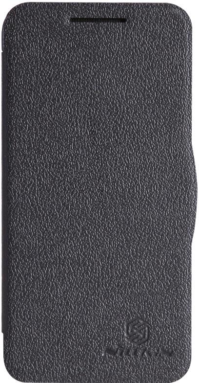 Чехол Nillkin Fresh для HTC Desire 300, 2000000012377, черный стоимость