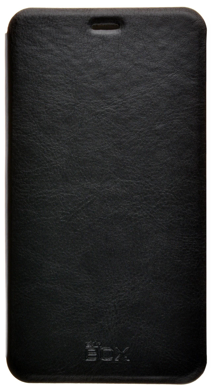 Чехол SkinBox Lux для Xiaomi Redmi Note 3, 2000000089003, черный чехол skinbox xiaomi redmi note 3