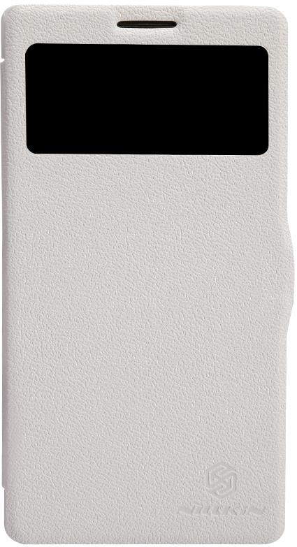 Чехол Nillkin для Lenovo K910, 2000000011837, белый