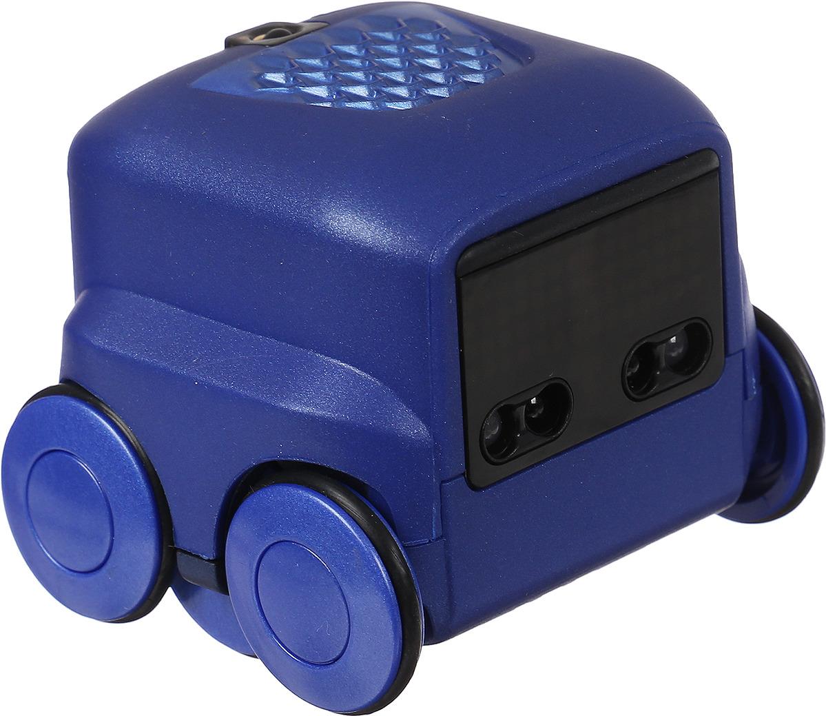Интерактивный робот-боксер Boxer, 75100, синий boxer 75100 bs интерактивный робот синий