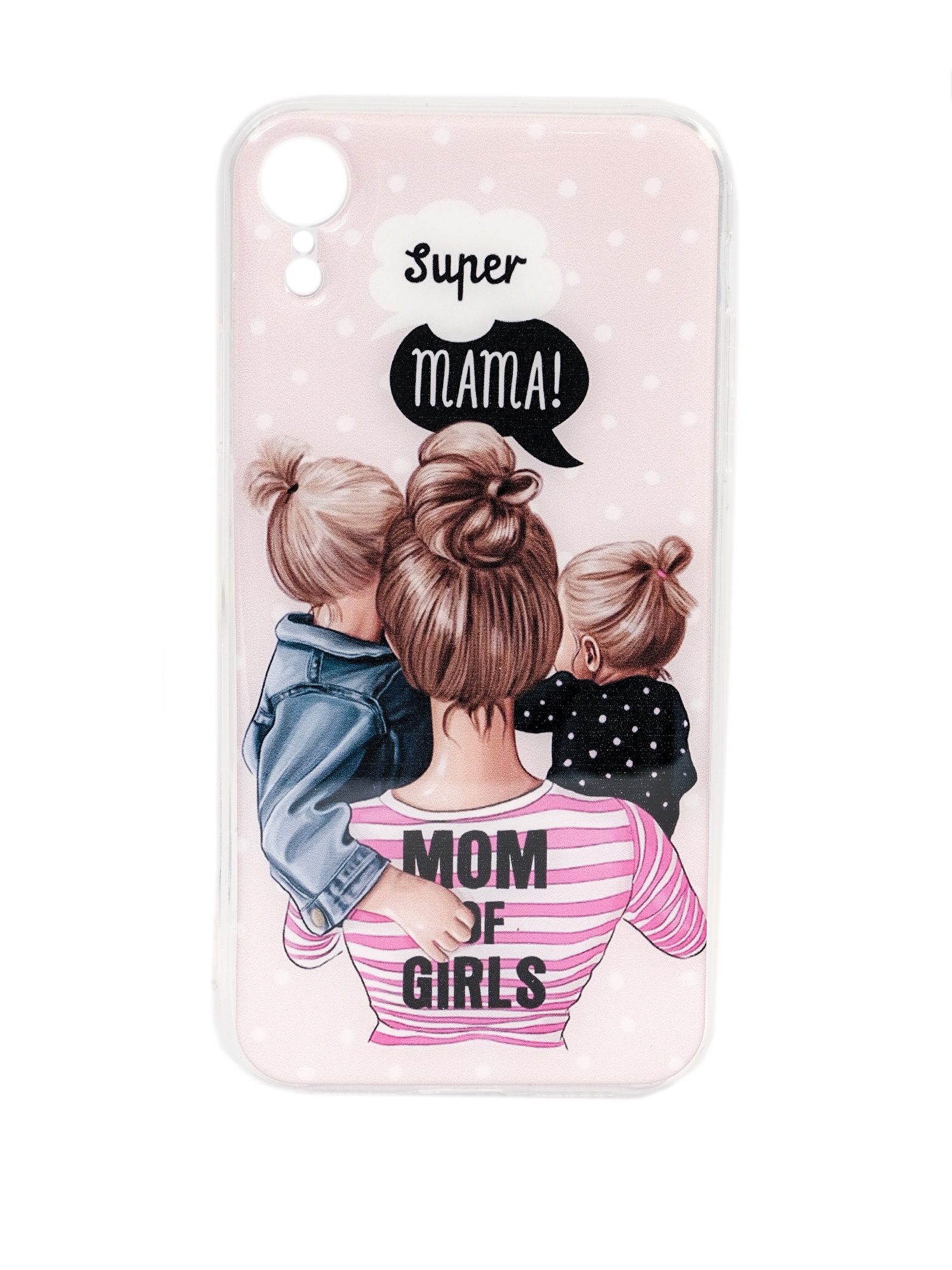 Чехол для iPhone XR Super Mama XR-019 чехол для сотового телефона mitya veselkov xr 034 xr 034