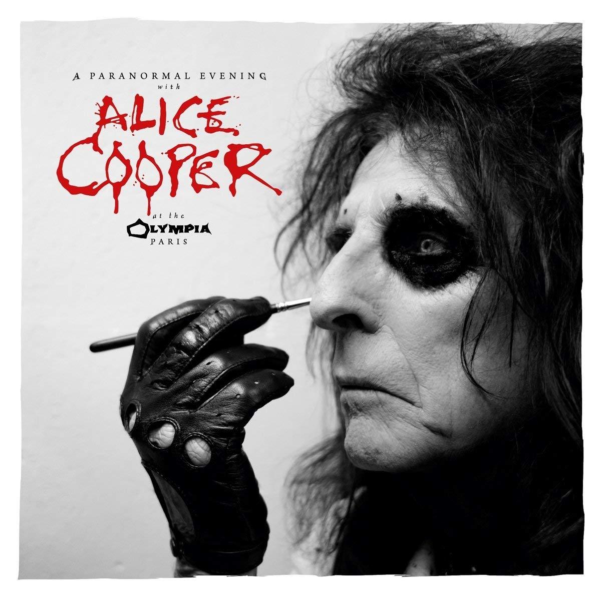 Элис Купер Alice Cooper. A Paranormal Evening At The Olympia Paris (2 LP) элис купер alice cooper killer lp