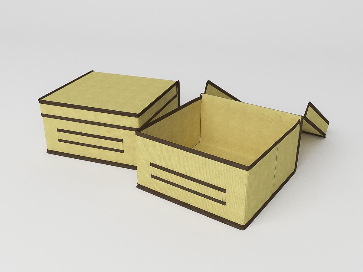 Кофр для хранения Камея, ch1431, 30 х 30 х 17 см кофр малый жесткий cofret кофр малый жесткийhref