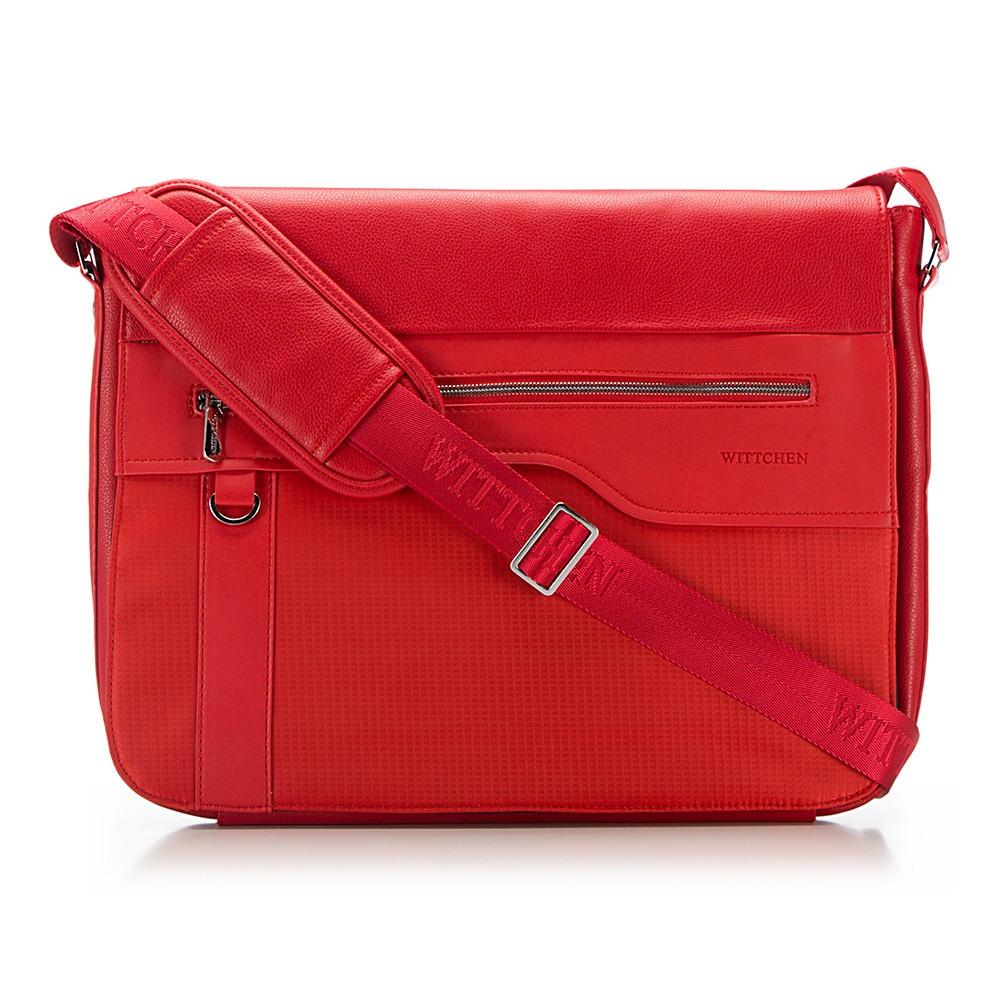 Сумка для ноутбука Wittchen 86-3P-101, красный крышка ноутбука