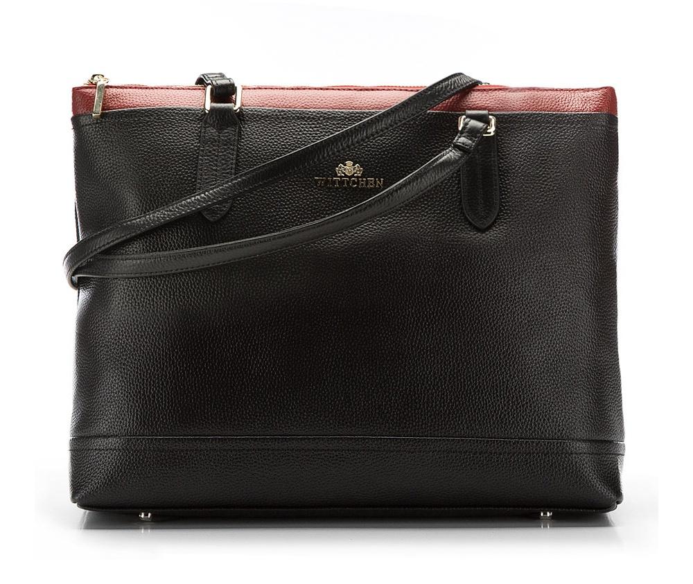 Фото - Сумка Wittchen 85-4E-459, черный сумка женская wittchen 85 4e 430 1 цвет черный
