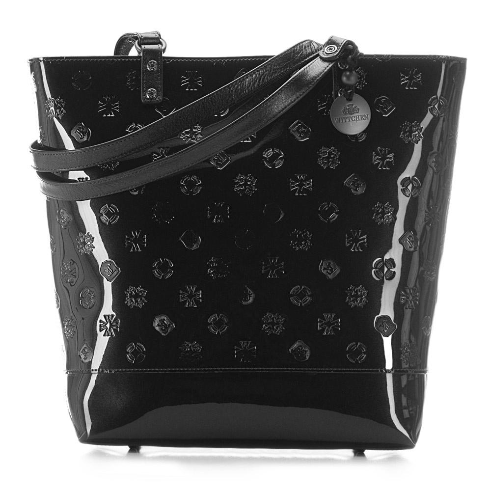 Сумка Wittchen 34-4-087, черный сумка wittchen 15 4 062 черный