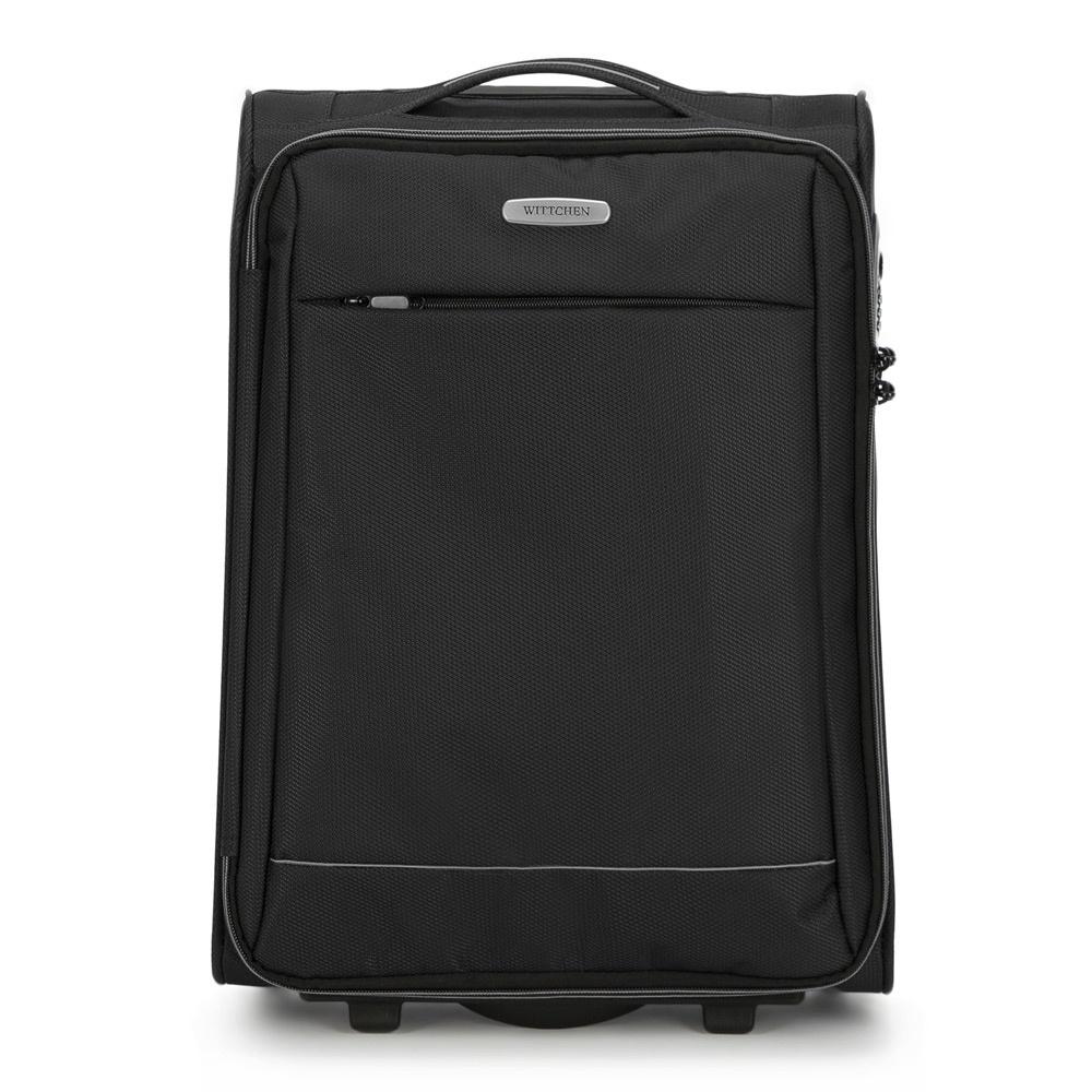 Чемодан Wittchen 56-3S-461, черный чемодан wittchen 56 3s 631 56 3s 631 13 черный
