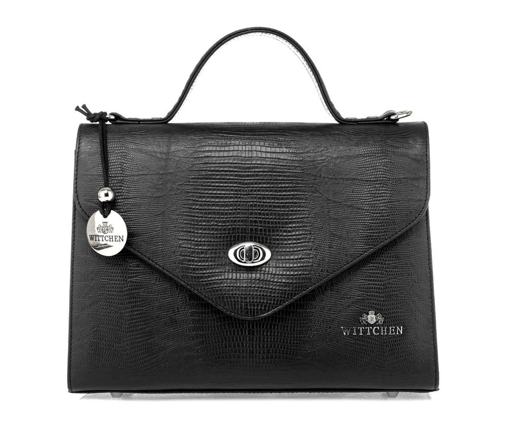 Сумка Wittchen 15-4-063, черный сумка wittchen 15 4 062 черный