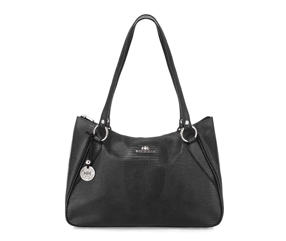 Сумка Wittchen 15-4-061, черный сумка wittchen 15 4 062 черный