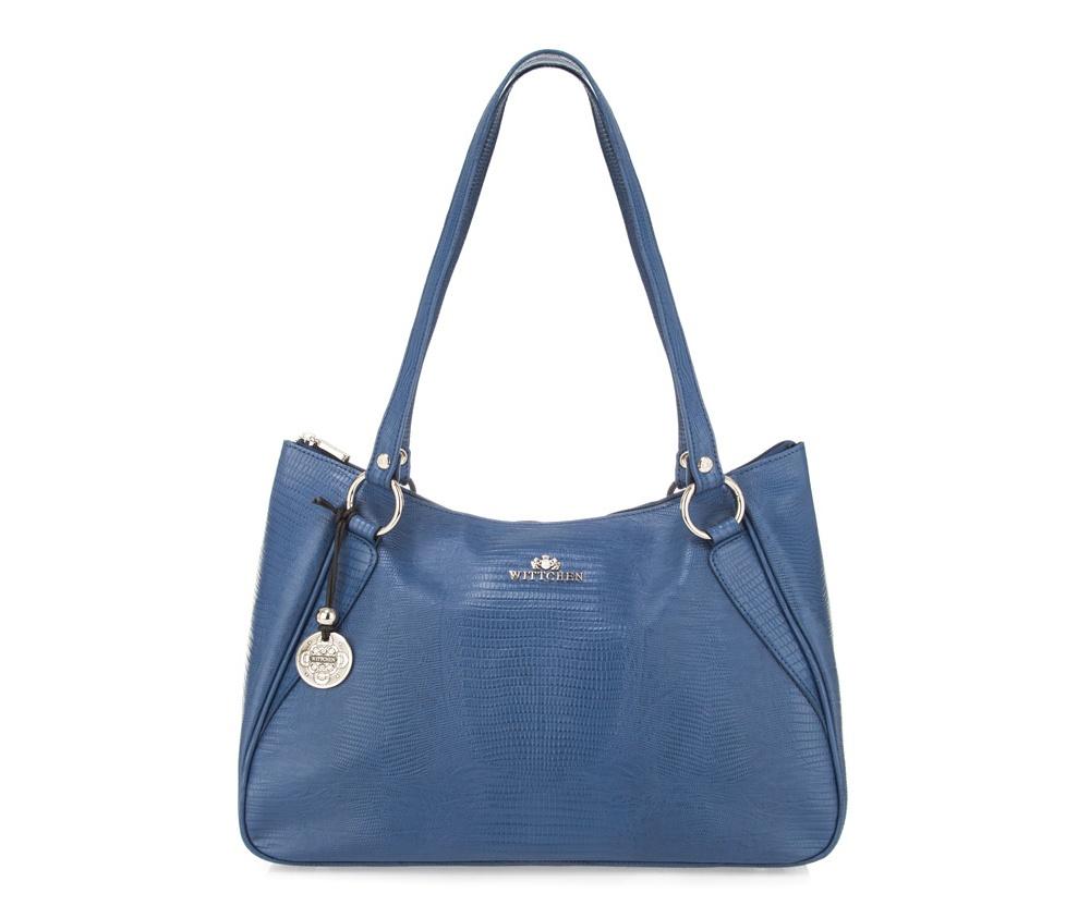 Сумка Wittchen 15-4-061, голубой сумка wittchen 15 4 062 черный