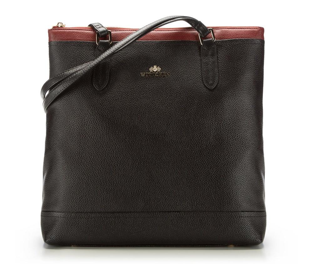 Фото - Сумка Wittchen 85-4E-458, черный сумка женская wittchen 85 4e 430 1 цвет черный