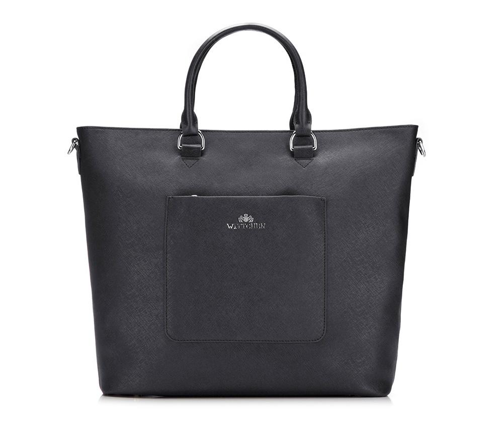 Фото - Сумка Wittchen 85-4E-405, черный сумка женская wittchen 85 4e 430 1 цвет черный