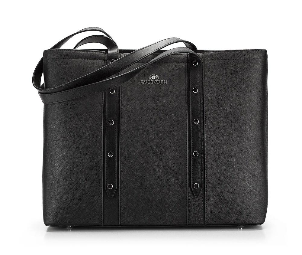 Фото - Сумка Wittchen 85-4E-440, черный сумка женская wittchen 85 4e 430 1 цвет черный