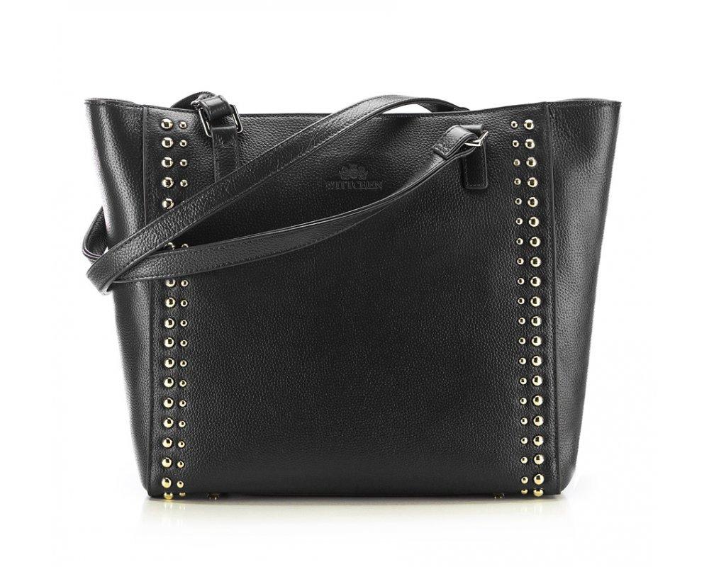 Фото - Сумка Wittchen 85-4E-450, черный сумка женская wittchen 85 4e 430 1 цвет черный