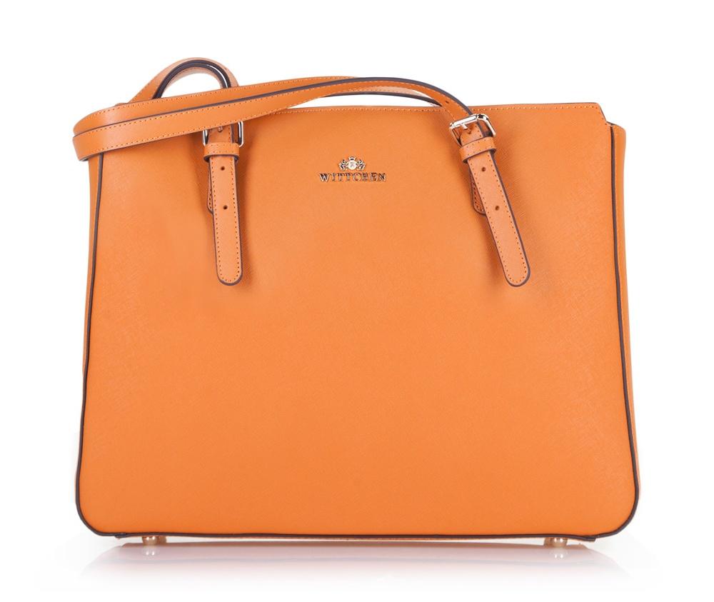 Сумка Wittchen 85-4E-444, оранжевый