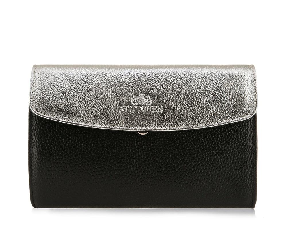 Фото - Сумка Wittchen 85-4E-430, черный сумка женская wittchen 85 4e 430 1 цвет черный