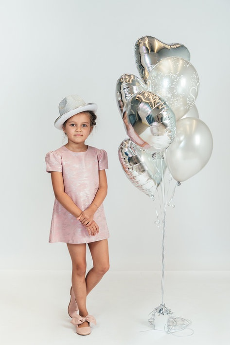 Платье TForma/ReForma брюки для девочки sela цвет черный p 615 1069 8341 размер 152