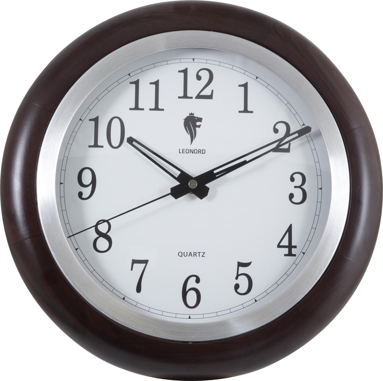 Настенные часы Leonord венге leonord lc 69 настенные часы