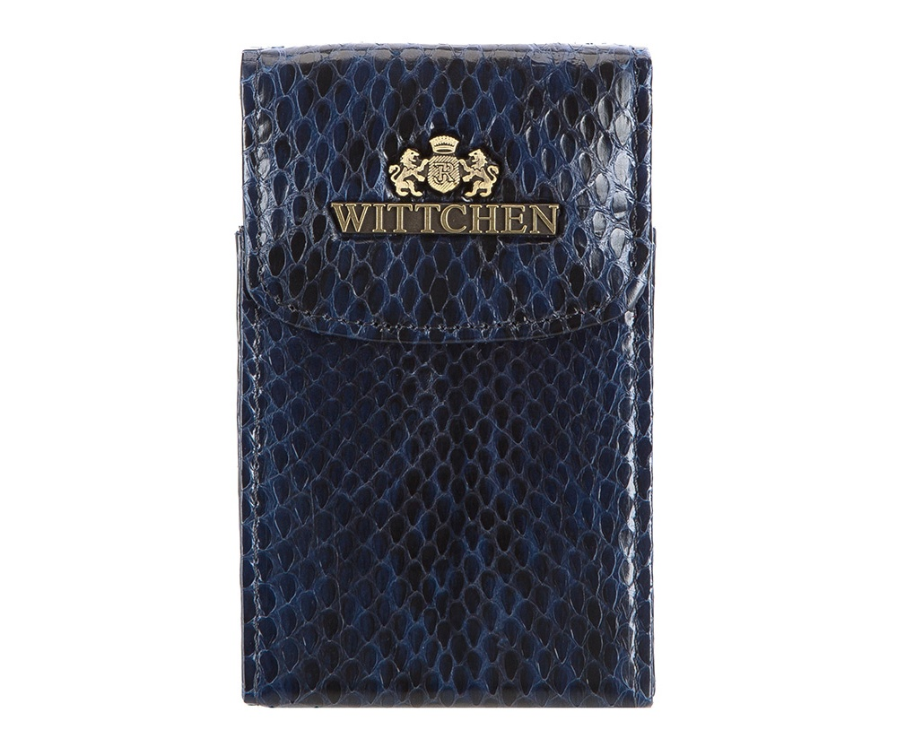 Визитница Wittchen 19-2-151, синий цена