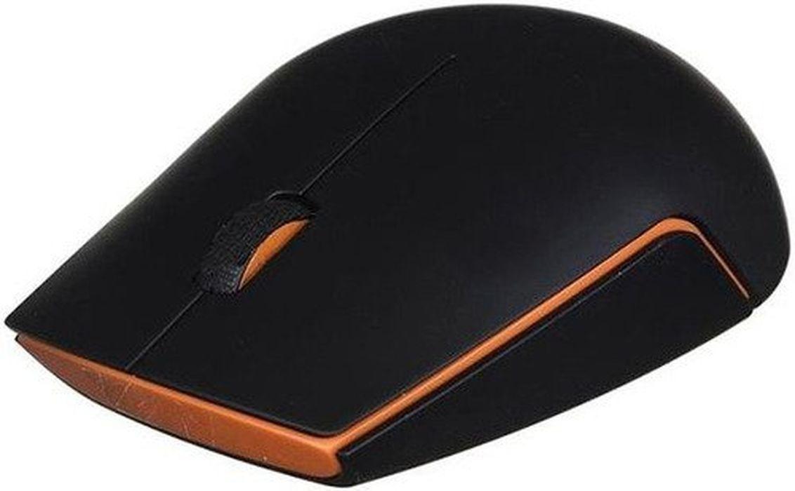 Мышь Lenovo 500 оптическая 1000dpi USB, GX30N71812,черный