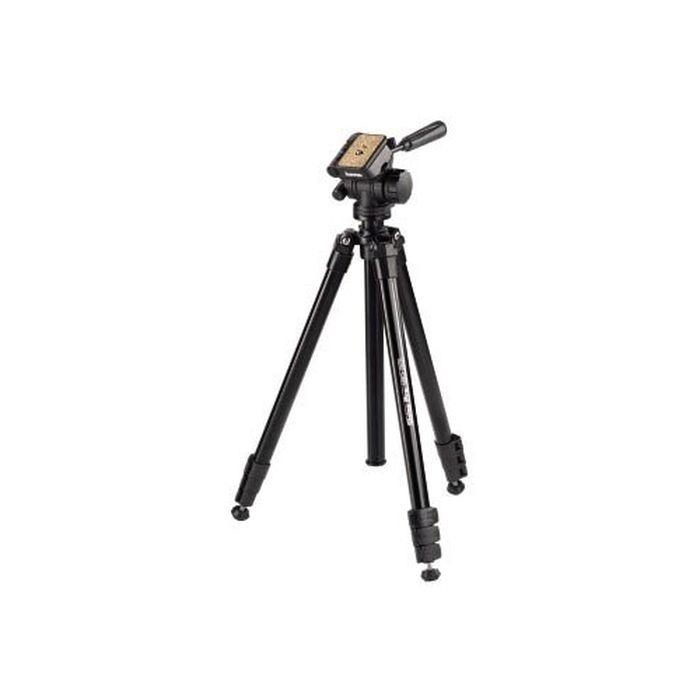 Штатив Hama Delta Pro 3D 180 напольный, 00004405, black штатив hama delta pro 3d 180 напольный 00004405 black