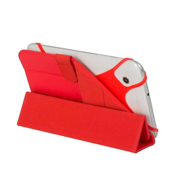 Чехол Riva для планшета 8 3134 полиуретан, цвет: красный riva riva 8221