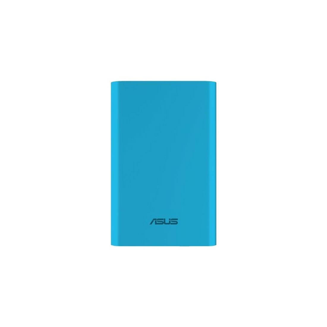 Мобильный аккумулятор Asus ZenPower ABTU005 Li-Ion 10050mAh, 2.4A, 1xUSB, 90AC00P0-BBT029/79, синий аккумулятор asus zenpower ultra 20100mah silver 90ac00m0 bbt020
