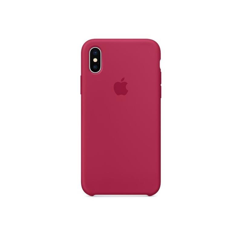 Чехол клип-кейс Moleskine для Apple iPhone X IPHXXX, 1083175, розовый чехол клип кейс deppa anycase для apple iphone x красный [140050]