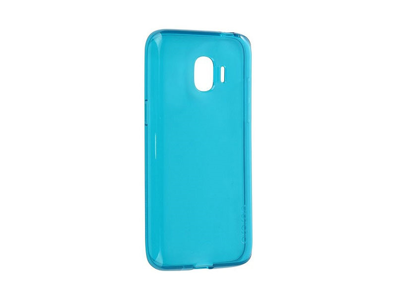 Araree J Cover чехол для Samsung Galaxy J2 (2018), Blue чехол для сотового телефона samsung galaxy j2 2018 jelly cover blue
