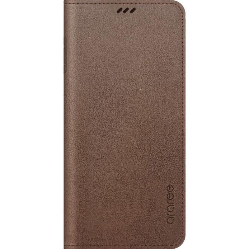 Чехол флип-кейс Samsung для Samsung Galaxy S9 KDLAB Inc Mustang Diary, 1045493, коричневый