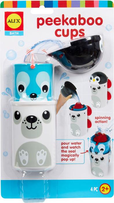 Набор игрушек для ванны Panline Северный полюс, 200107, от 2 лет набор игрушек для ванны alex сад 700gn