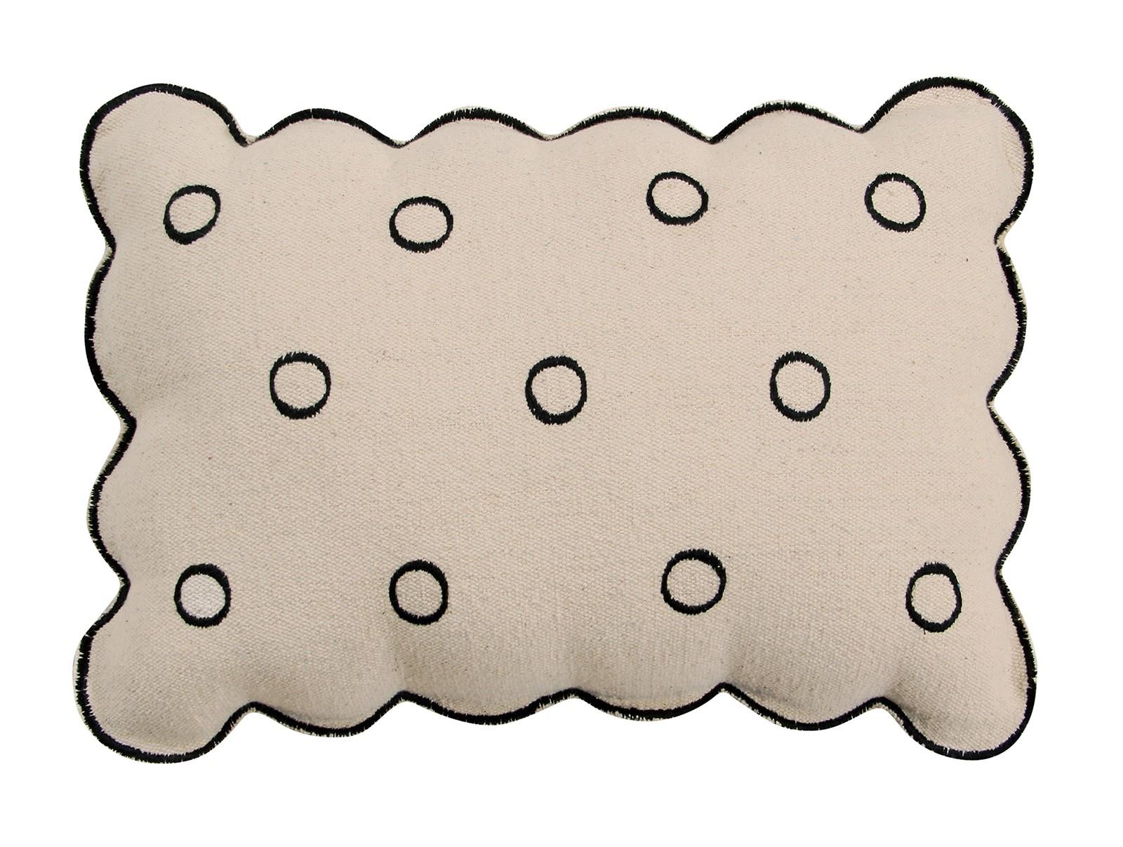 Подушка декоративная Lorena Canals Печенька, SC-BISCUIT, 50 х 35 см