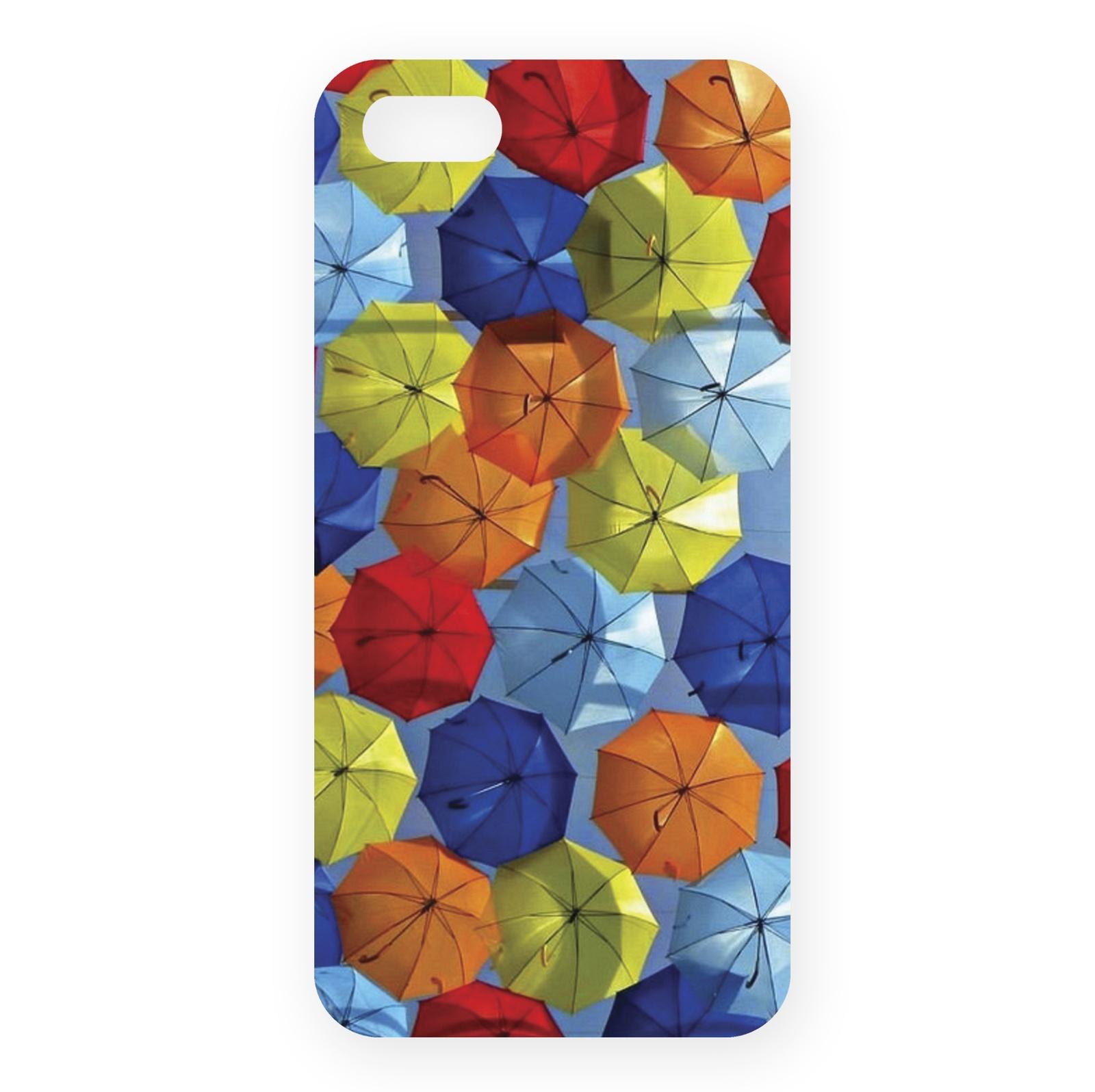Чехол для IPhone 5 Зонтики IP5.MITYA-226 цена и фото