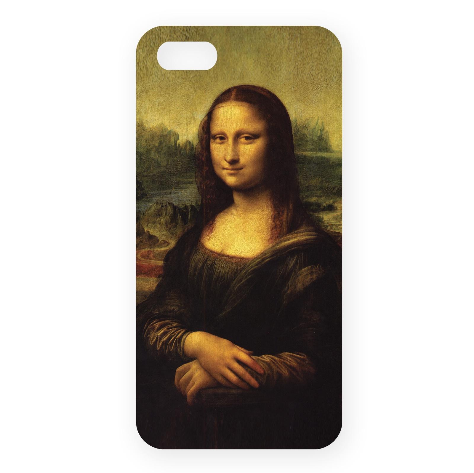 Чехол для IPhone 5 Мона Лиза IP5.MITYA-231 цена и фото