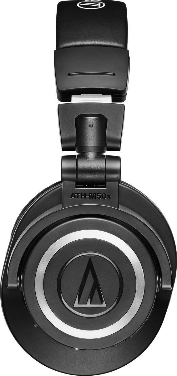 Беспроводные наушники Audio-Technica ATH-M50XBT, черный