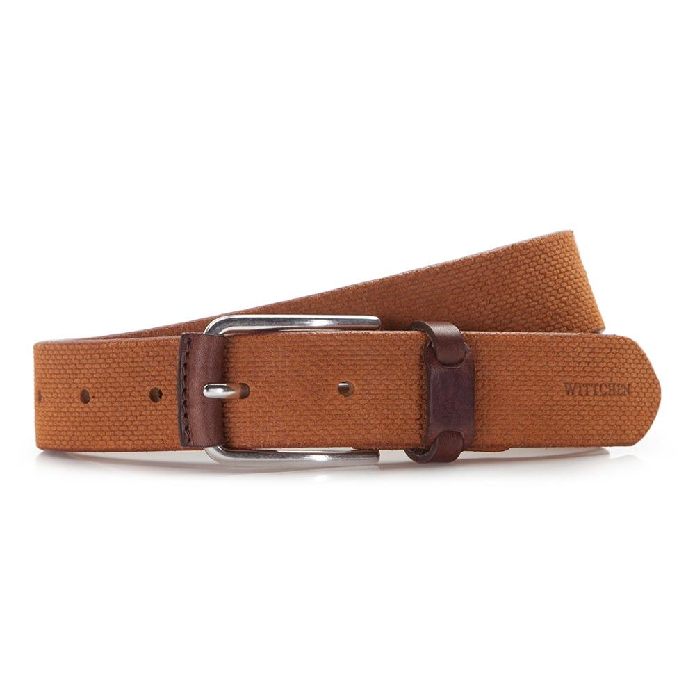 Ремень Wittchen, светло-коричневый 100 размер цена