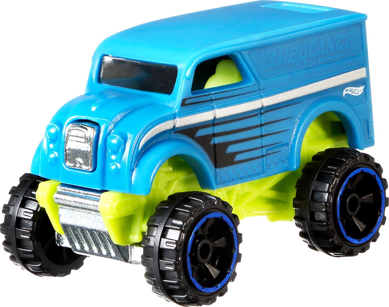 Машинка Hot Wheels Color Shifters Dairy Delivery, BHR15_GBF29 hot wheels color shifters машинка what 4 2
