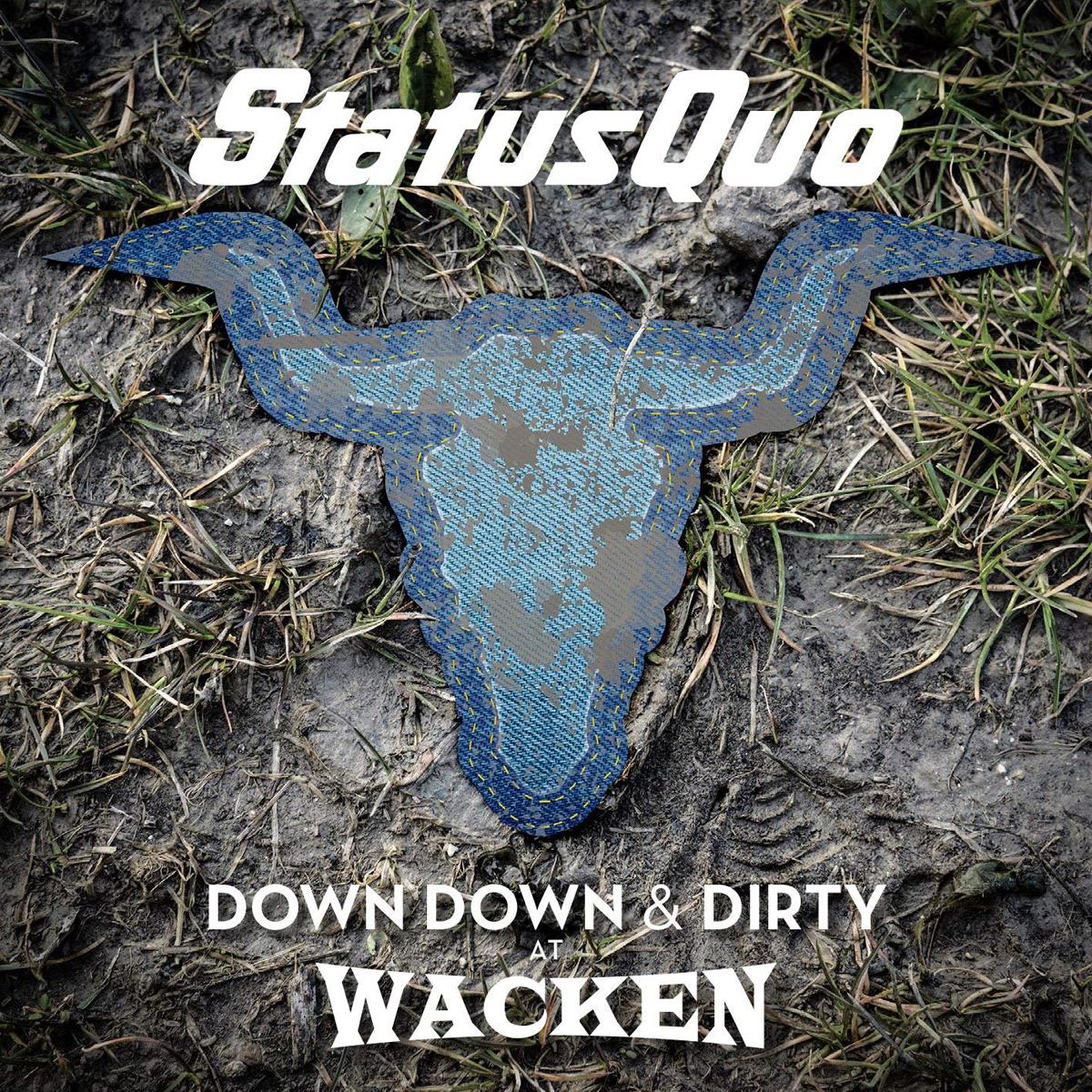 Status Quo Status Quo. Down Down & Dirty At Wacken (CD + Blu-Ray) цена