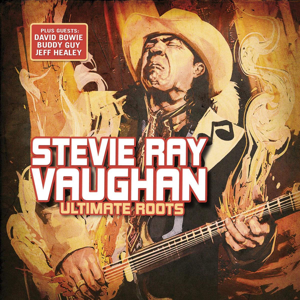 Стиви Рэй Воэн Stevie Ray Vaughan. Ulitmate Roots stevie ray vaughan stevie ray vaughan soul to soul