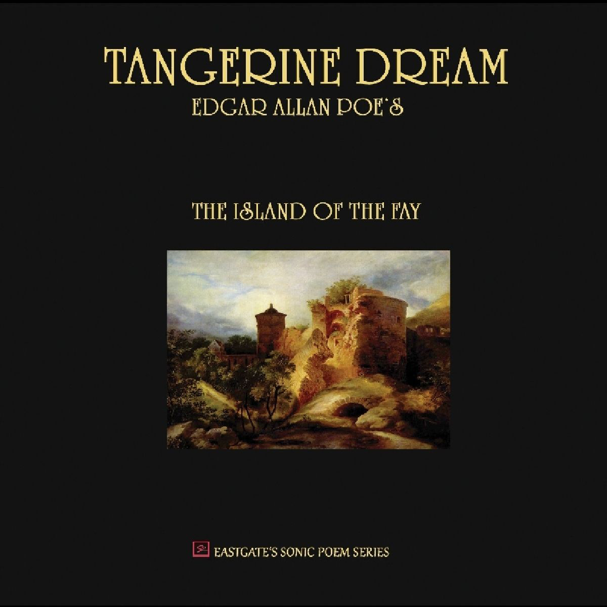 Tangerine Dream Tangerine Dream. Edgar Allan Poe's The Island Of The Fay (LP) dream evil dream evil the book of heavy metal lp cd