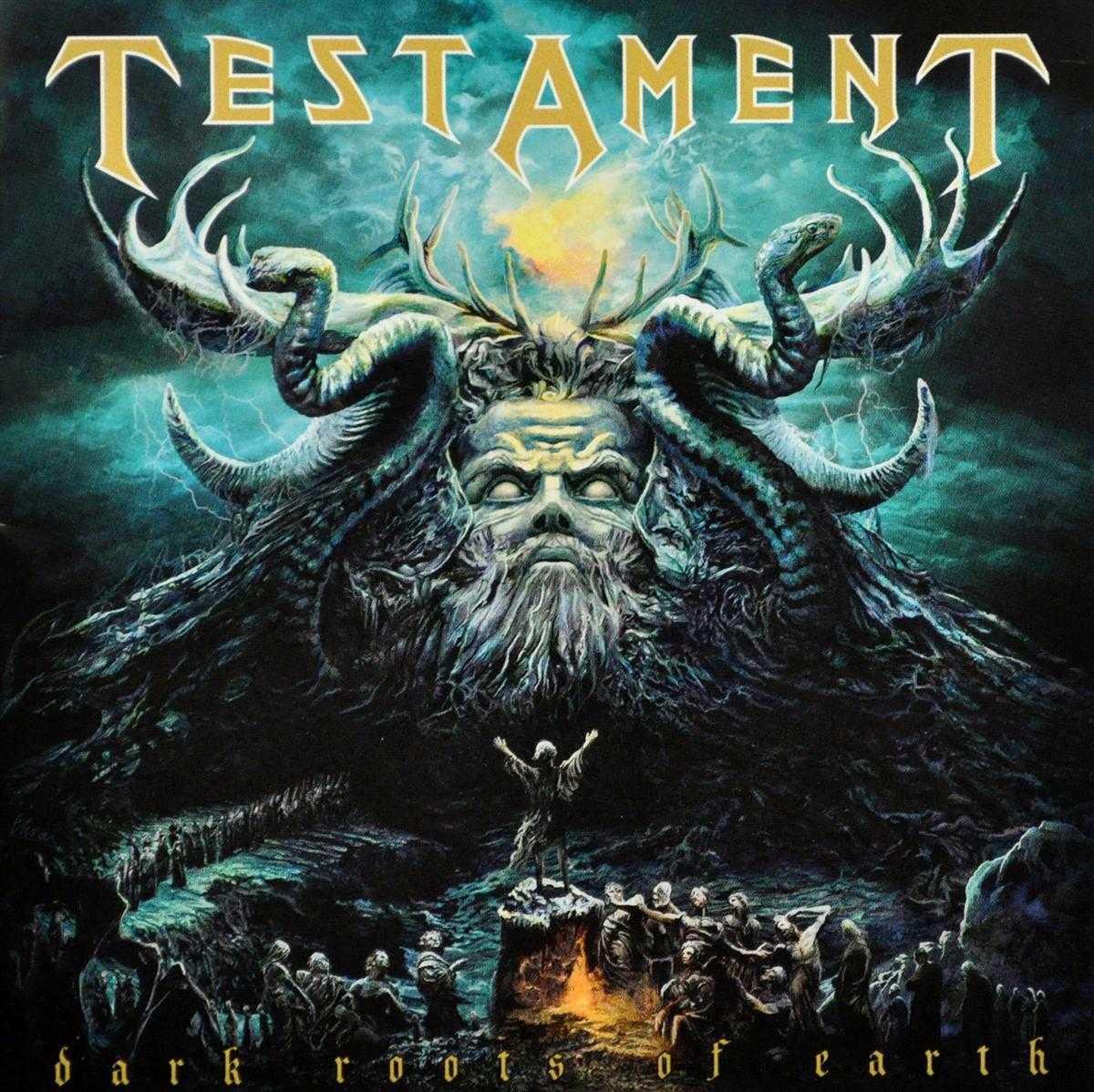 Testament Testament. Dark Roots Of Earth testament testament low