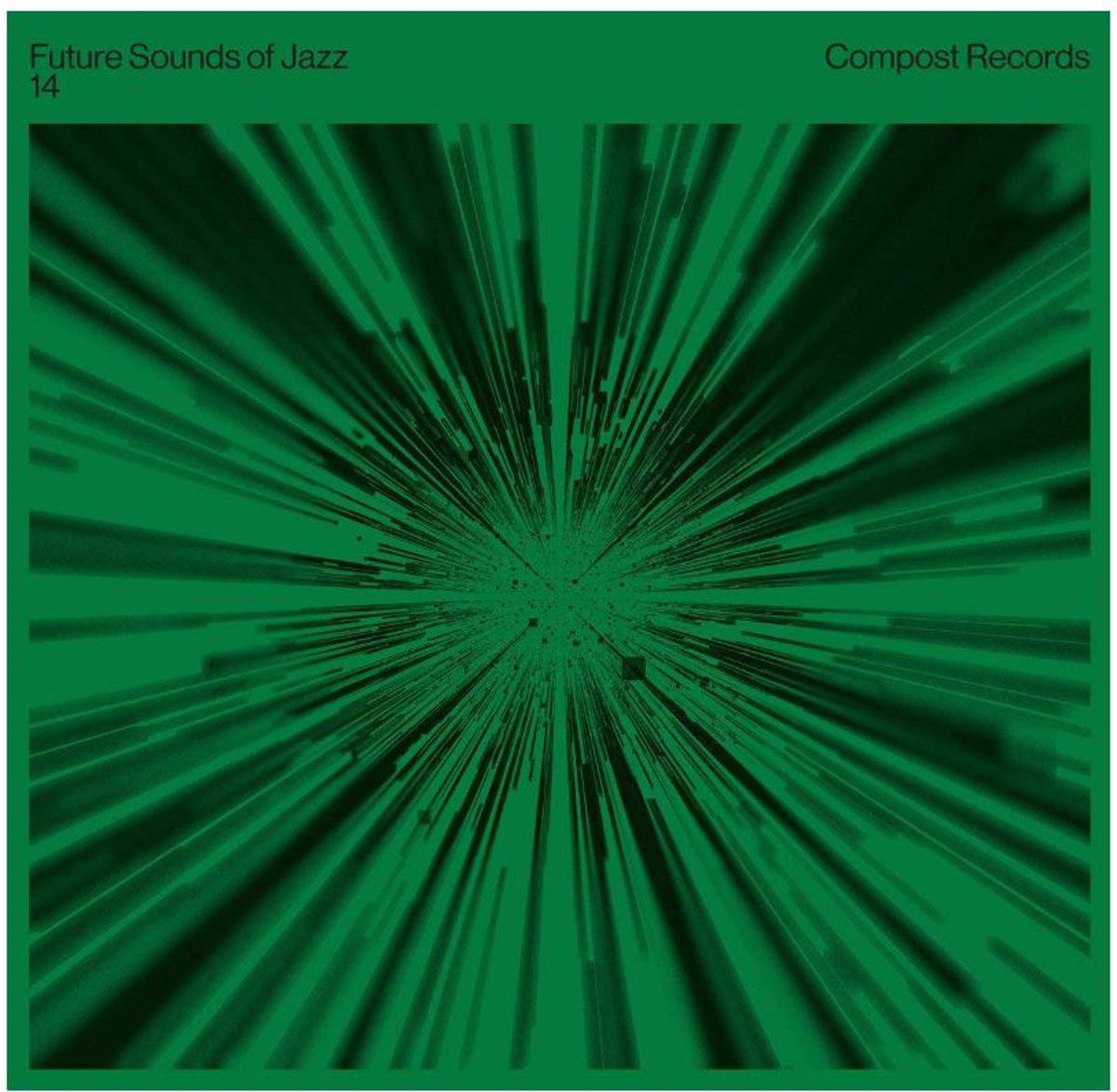 Future Sounds Of Jazz Volume 14 (2 CD) стоимость