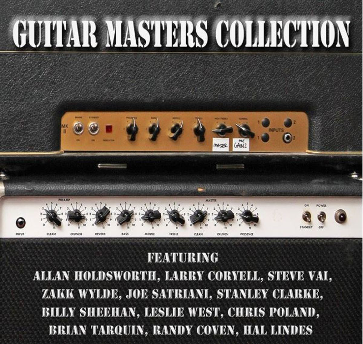 лучшая цена Various Artists Various Artists. Guitar Masters Collection (CD)