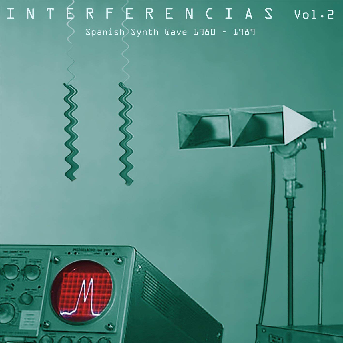 Various Artists Various Artists. Interferencias Vol.2 (CD) various artists various artists cinema italiano